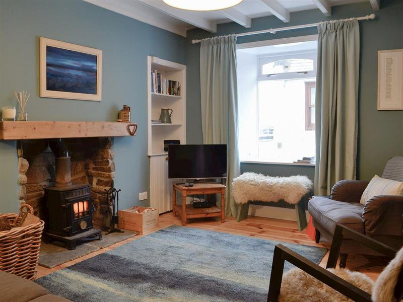 Low Shore in Whitehills, near Banff - sleeps 4 people
