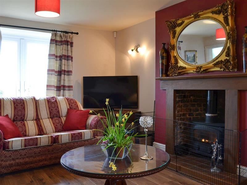Lower Hill Farm in Upper Hill, near Leominster, Herefordshire - sleeps 10 people