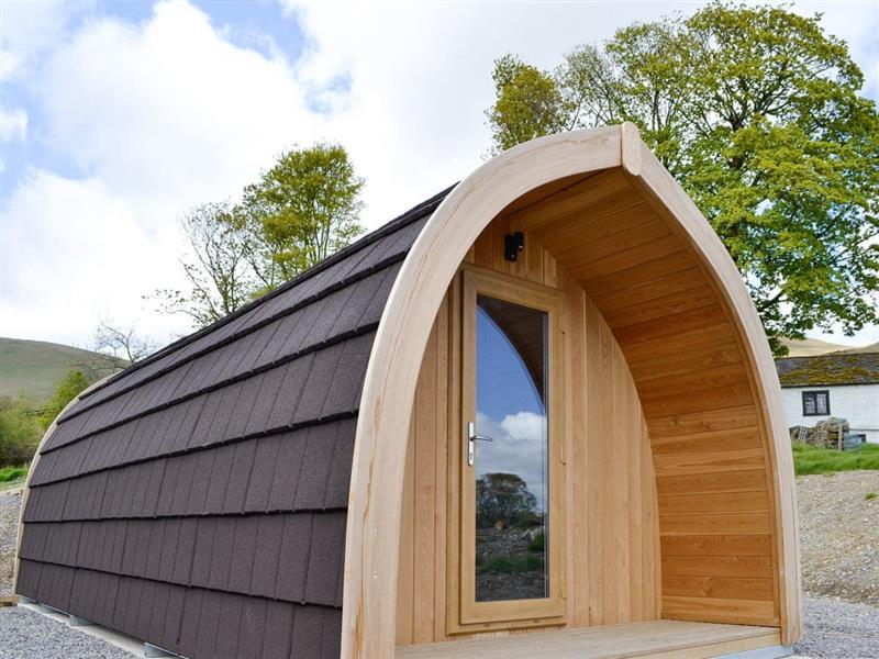 Lowside Farm Lodges - Bluebell Lodge in Troutbeck, near Keswick - sleeps 4 people