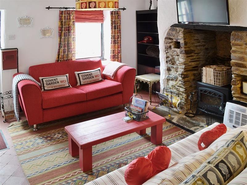 Lychgate Cottage in Crantock, nr. Newquay - sleeps 4 people