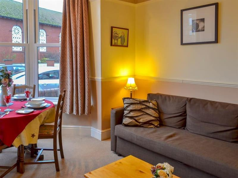 Lyncroft in Filey - sleeps 4 people