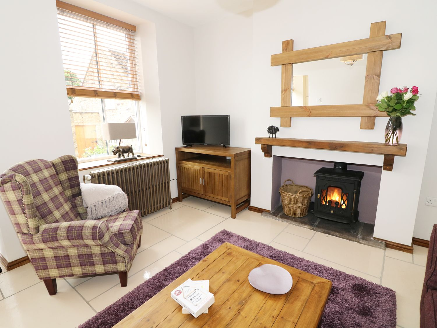 Magnolia Cottage in Melsonby - sleeps 5 people