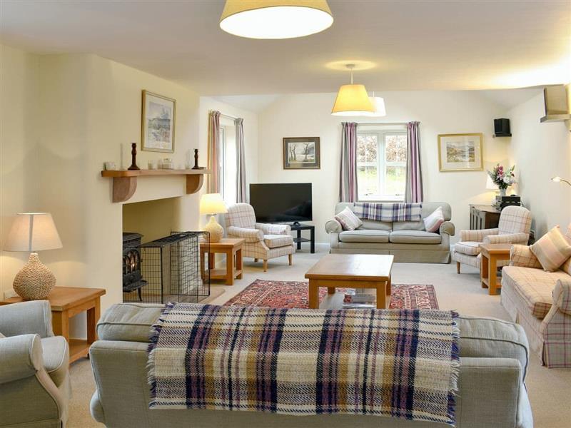 Mains Cottage in Greystoke, near Penrith - sleeps 12 people