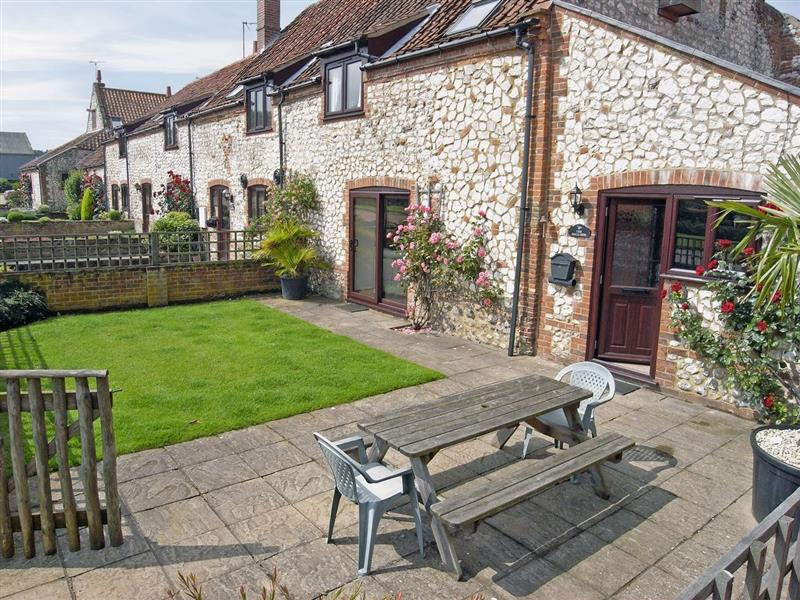 Mallards in Thornham, Norfolk. - sleeps 8 people