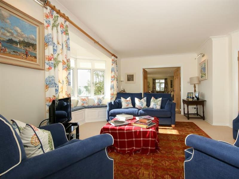 Mandalay in Salcombe - sleeps 10 people