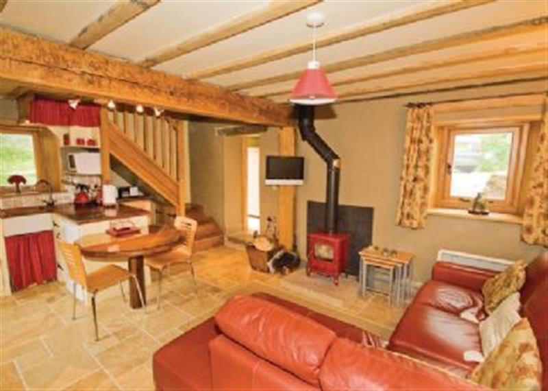 Manifold Valley Barn in Buxton - sleeps 4 people