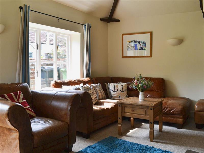 Manor Cottage in Stiffkey, nr. Wells-next-the-Sea - sleeps 5 people