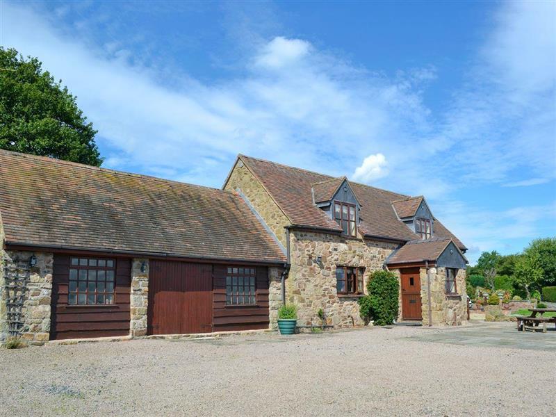 Marsh Down Farm Cottage in Hopton Wafers, near Ludlow - sleeps 4 people