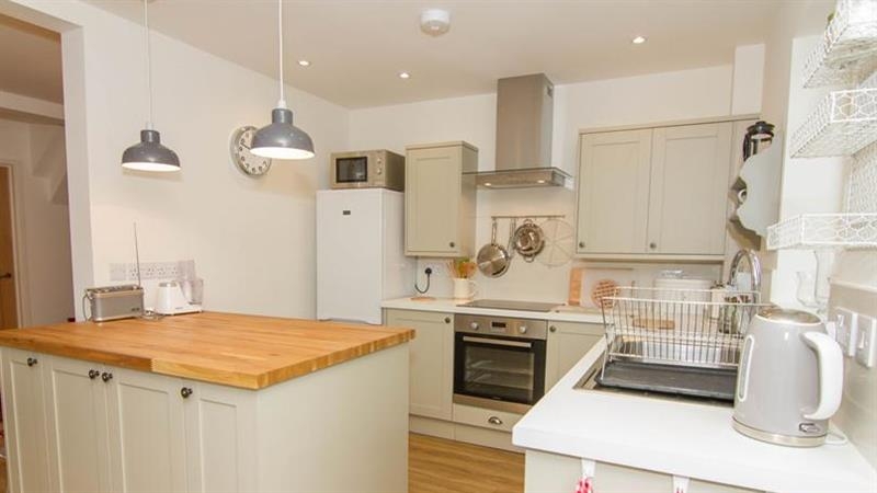 Marsh View in Salthouse near Holt - sleeps 6 people