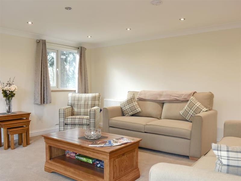 Meadow View Lodge in Little Whelnetham, near Bury St Edmunds - sleeps 4 people