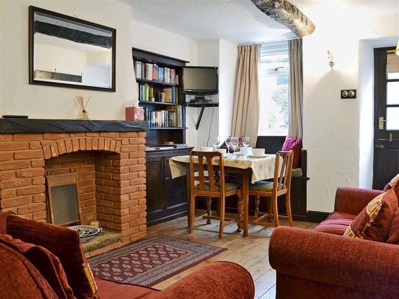 Michill Cottage in Castleton, near Hope, Derbyshire - sleeps 4 people