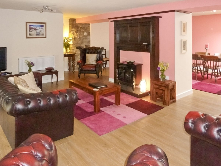 Middleton in Llandrindod Wells - sleeps 8 people