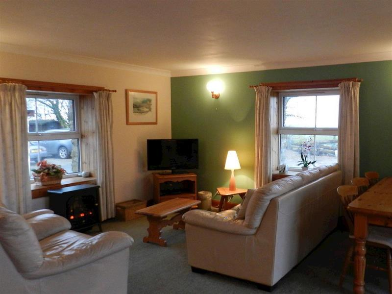 Mill Cottage in Blackwaterfoot, Isle of Arran - sleeps 6 people
