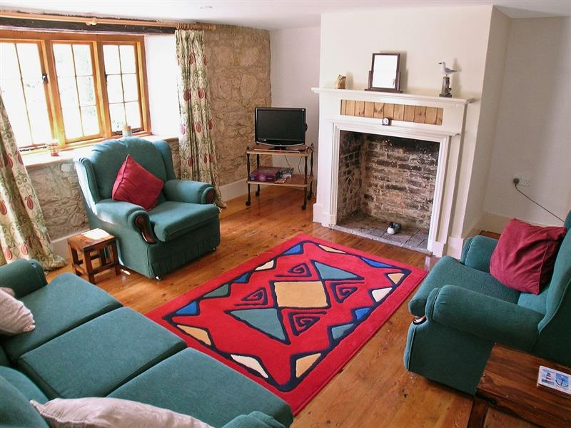 Mill Cottage in Calbourne - sleeps 4 people
