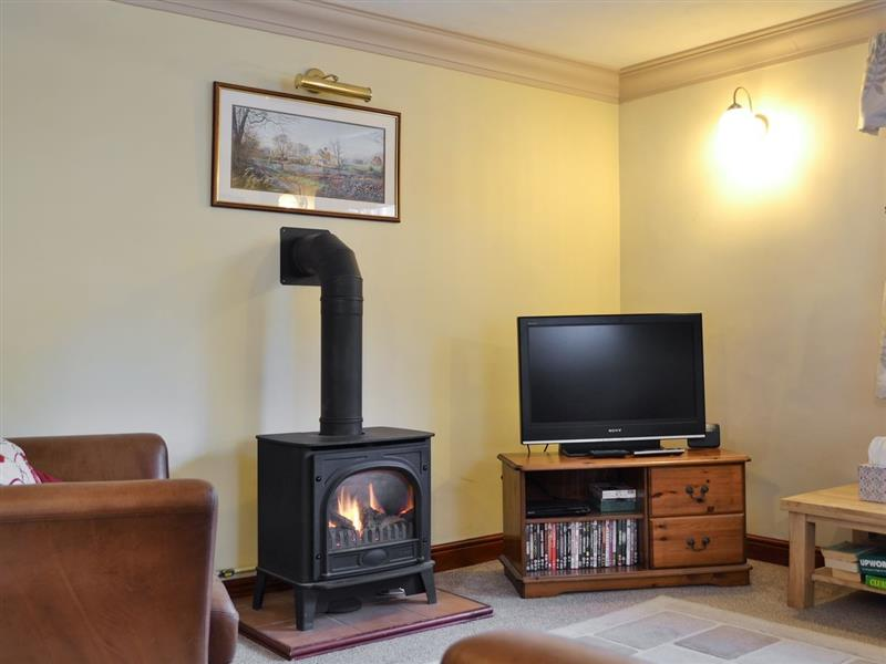 Mill Pond Cottage in Cromford - sleeps 4 people
