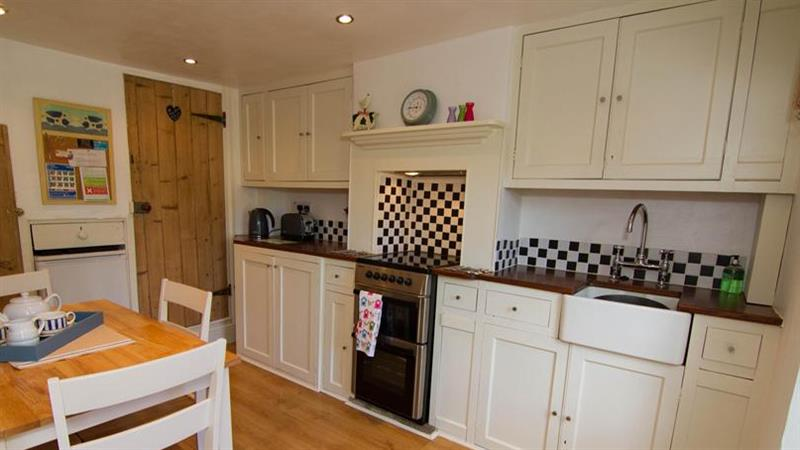 Minnow Cottage in Docking near Kings Lynn - sleeps 4 people