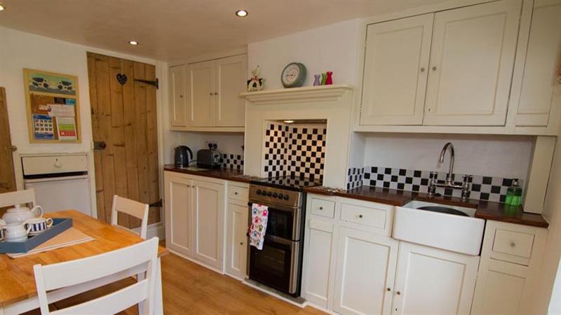 Minnow Cottage in Docking near Kings Lynn - sleeps 4 people