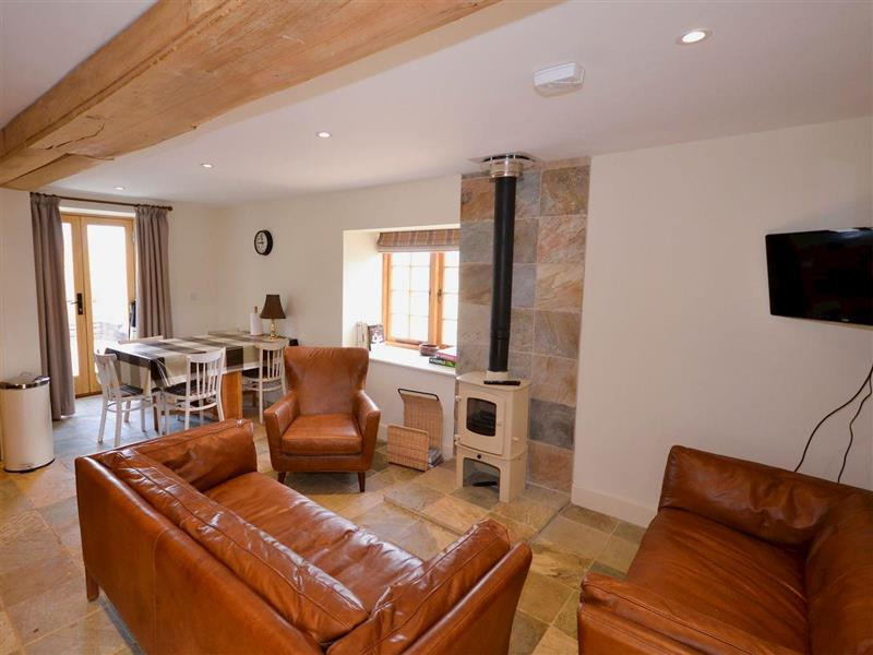 Moor Farm - The Hayloft in Godshill - sleeps 5 people