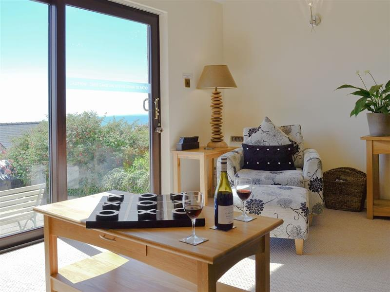 Morlais in Barmouth - sleeps 2 people