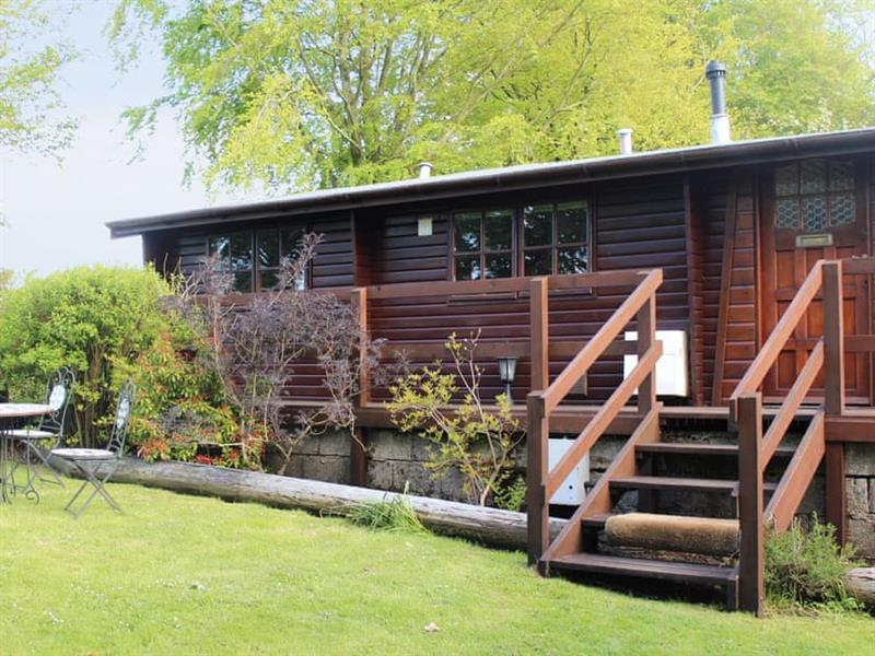 Morlogws Farm Holiday Cottages - The Orchard in Capel Iwan - sleeps 6 people