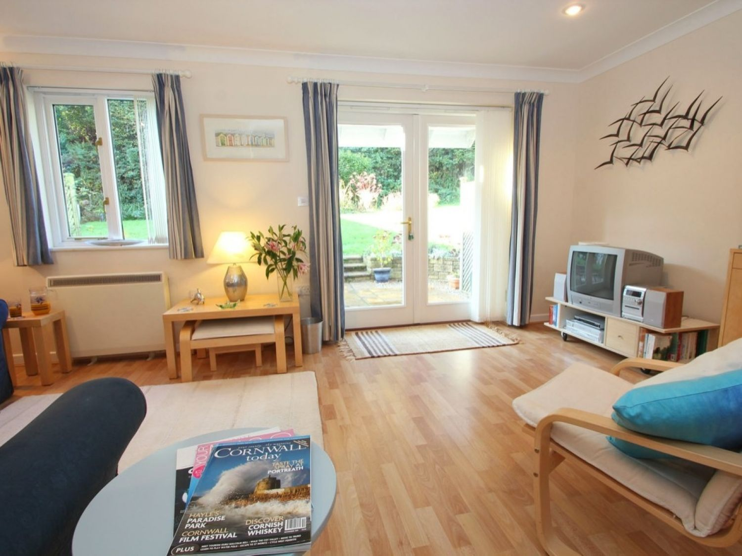 Morton Cottage in Falmouth - sleeps 4 people