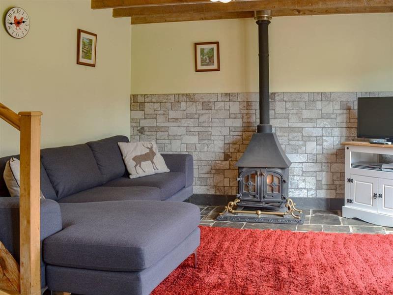 Mount Tavy Cottages - The Woodshed in Tavistock - sleeps 4 people