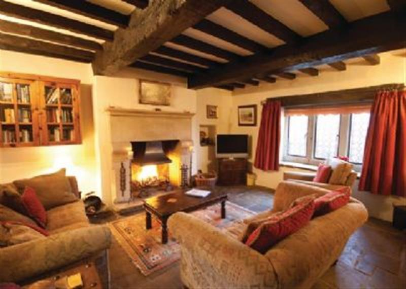 Mullions in Hope Valley - sleeps 6 people