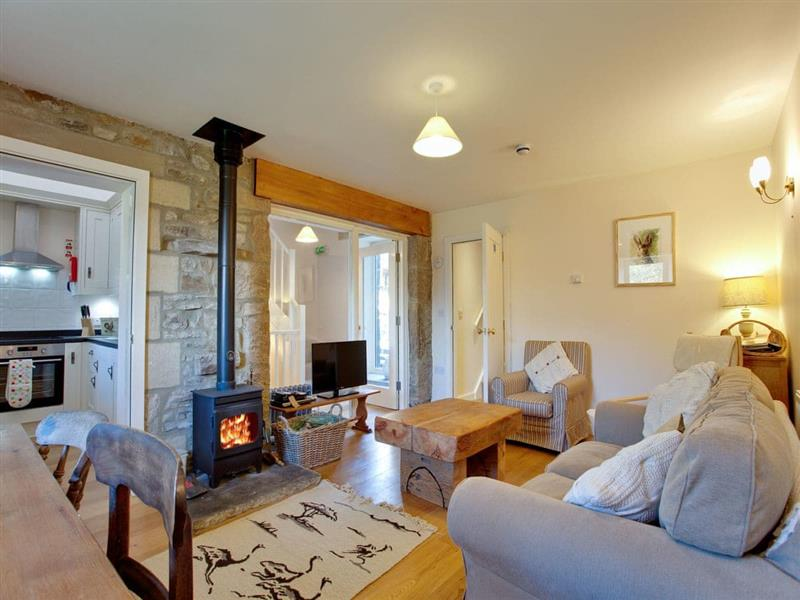 Nethergill Farm - Byre in Oughtershaw, near Hawes - sleeps 4 people