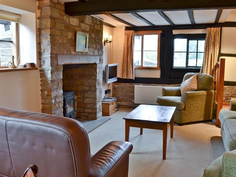 Netherley Hall Cottages - Parkers in Mathon, nr. Malvern, Worcs. - sleeps 8 people