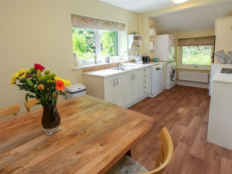 Netherwood in Bakewell - sleeps 6 people