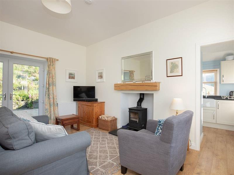 Nettlebush Cottage in Drumelzier, near Peebles, Scottish Borders - sleeps 2 people