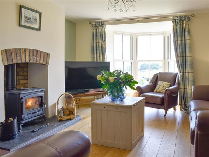 Newlands Farm - Newlands Farm House in Cloughton, near Scarborough - sleeps 9 people