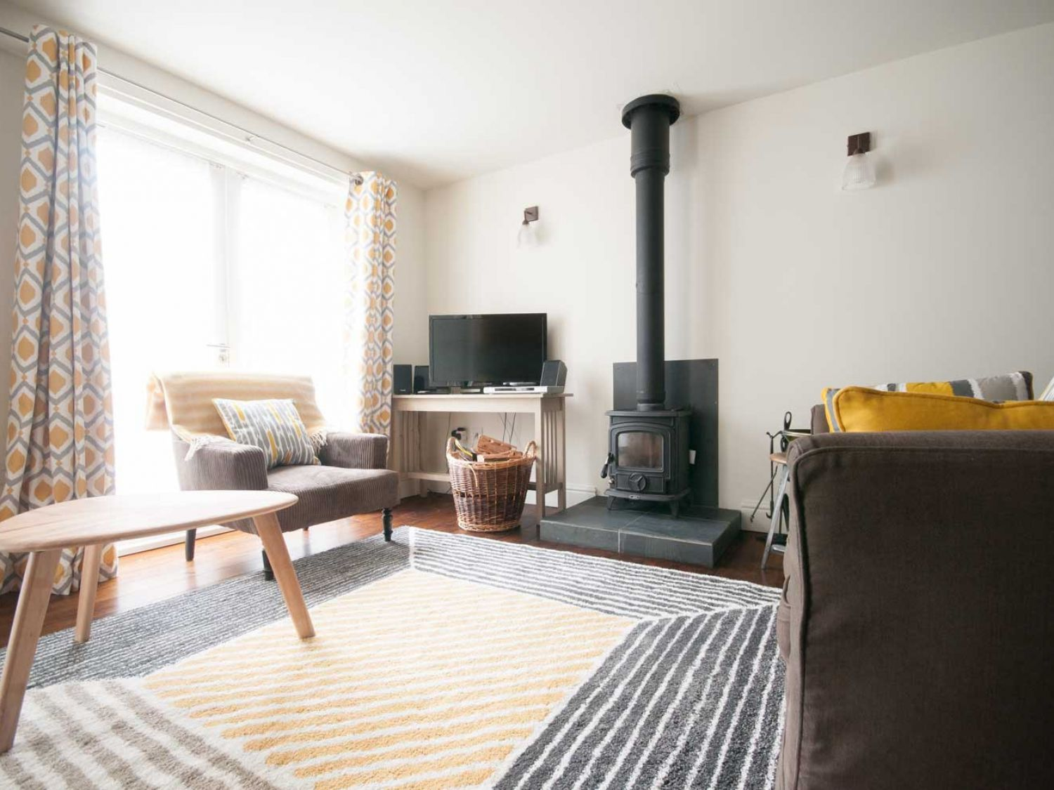 No 1 The Hinges in Crantock - sleeps 2 people
