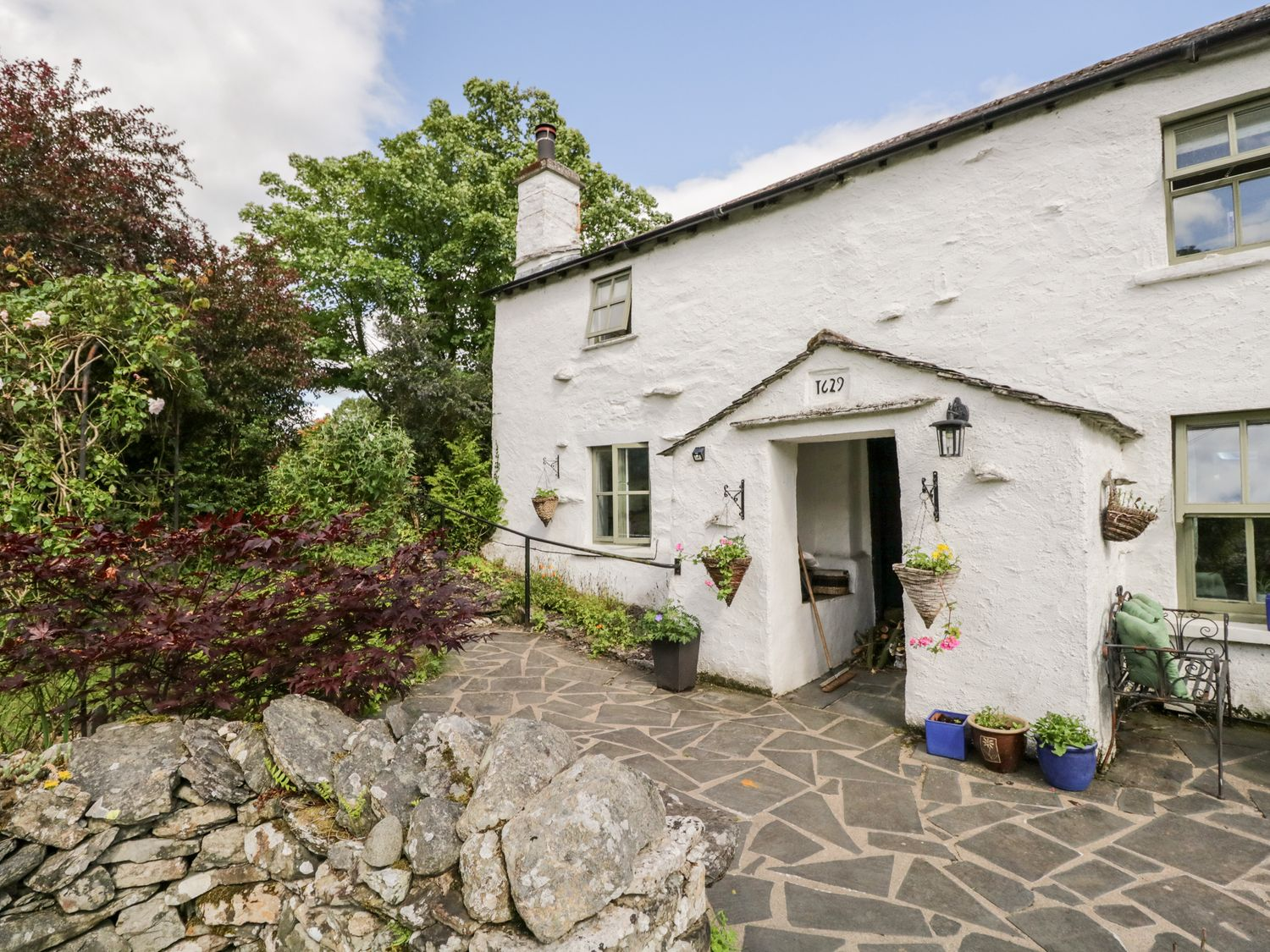 Nook Cottage in Underbarrow near Kendal - sleeps 4 people