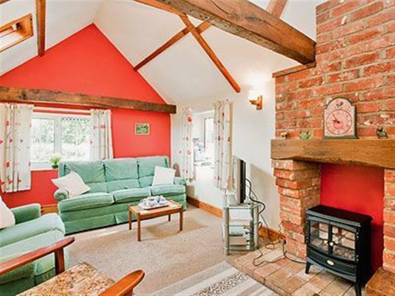 Nuttery Cottage in Edingthorpe, Norfolk. - sleeps 6 people