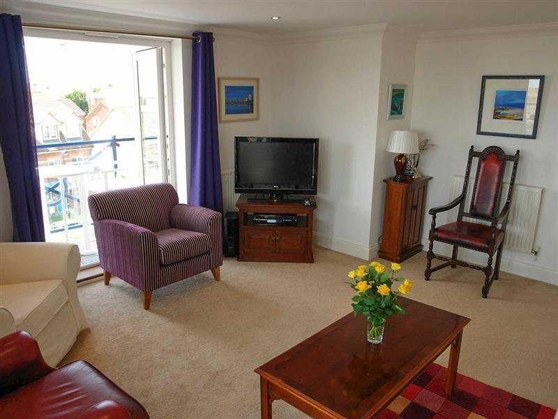 Ocean View in Eastbourne - sleeps 4 people