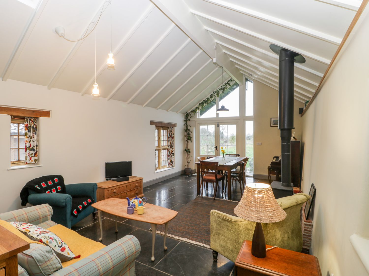 Old Cary Cottage in Henley near Langport - sleeps 4 people