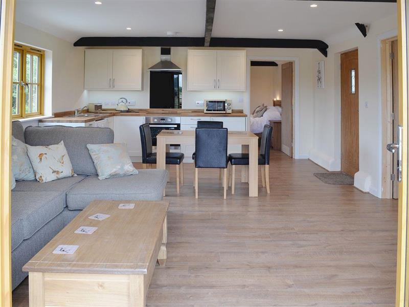 Old Chalksole Cottages - Horseshoe Cottage in Alkham, near Dover - sleeps 4 people