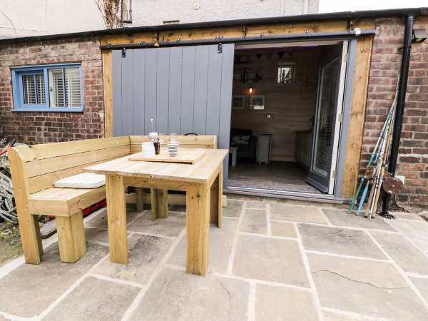Old Joiners Shop in Staithes - sleeps 2 people