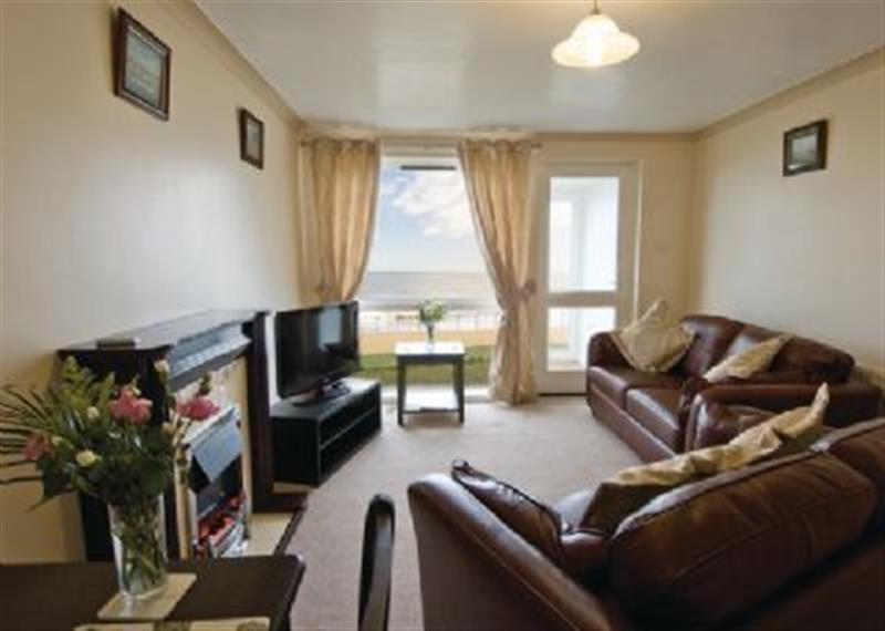 On The Prom in Berwick-Upon-Tweed - sleeps 4 people