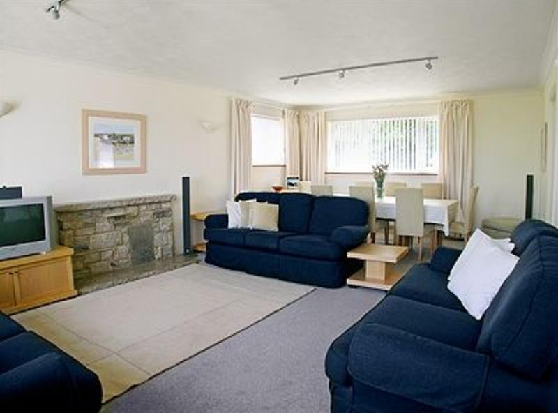 Overbay in Swanage - sleeps 9 people