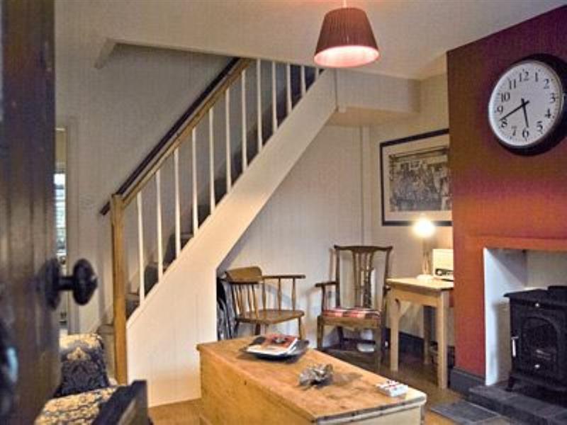 Oxford Terrace in Swanage - sleeps 5 people