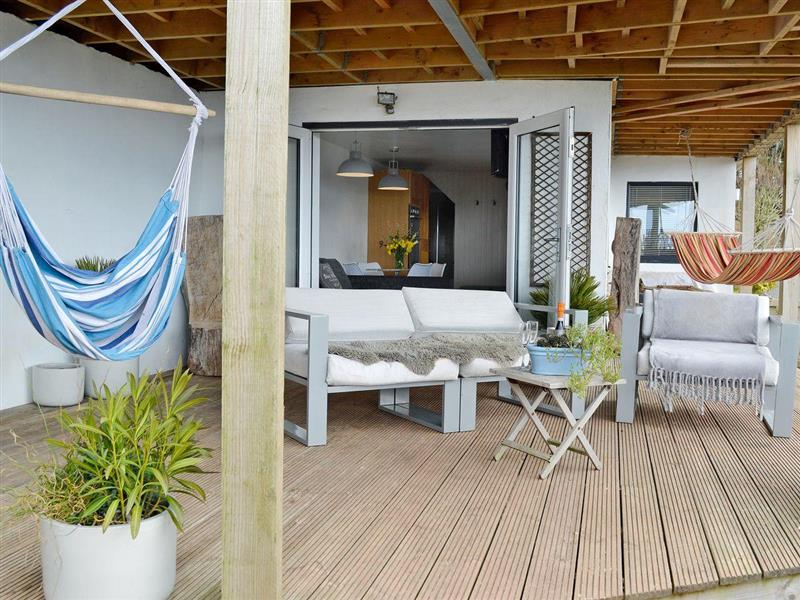 Oyster Catcher and Seaglass - Oyster Catcher in Heybrook Bay, near Plymouth - sleeps 4 people