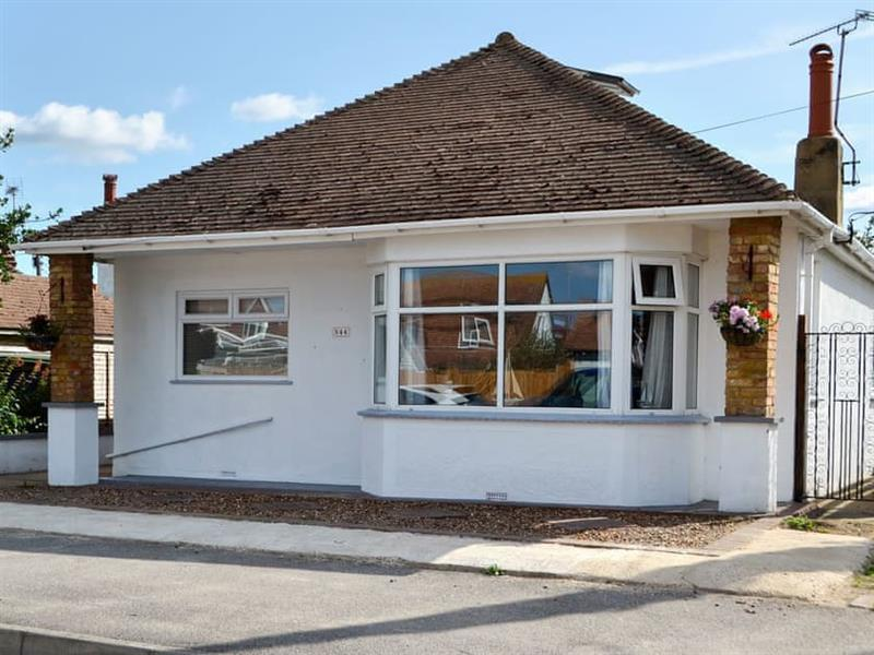 Oyster Cottage in Tankerton, near Whitstable - sleeps 6 people