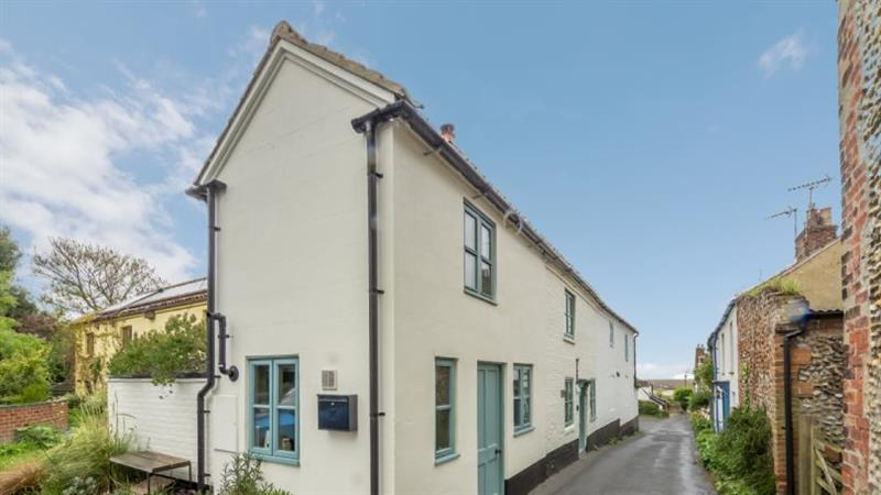 Oyster Cottage in Wells-next-the-Sea - sleeps 3 people