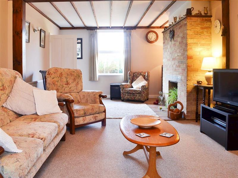 Pams Plaice in Offord D'Arcy, near Godmanchester, Cambridgeshire - sleeps 7 people