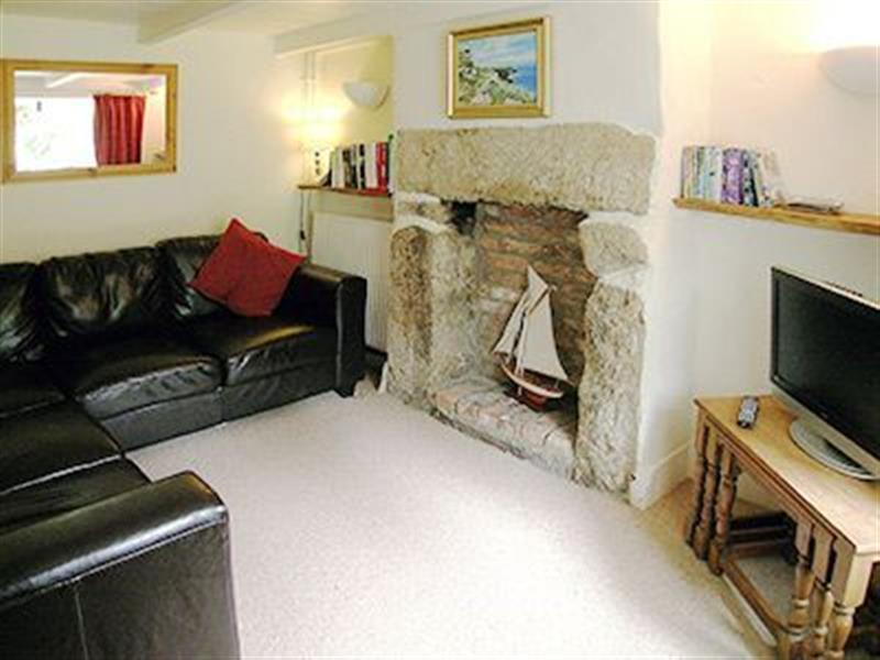 Park Cottage in Truro, Cornwall. - sleeps 4 people
