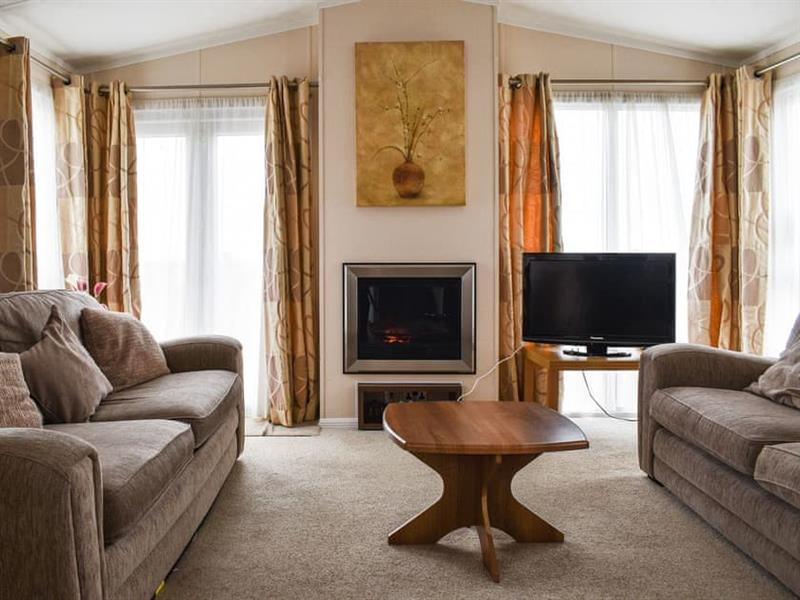 Park Lane Lodges at Ocean Edge - Ocean View in Heysham, near Morecambe - sleeps 8 people