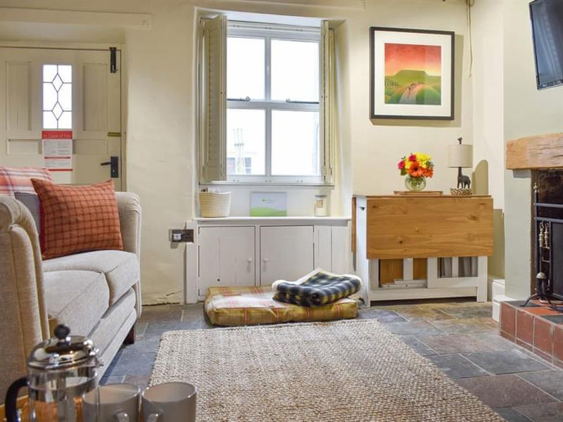 Parky Mews in Richmond, Yorkshire - sleeps 2 people