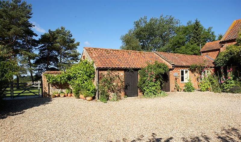 Pear Tree Cottage in Wickmere - sleeps 4 people